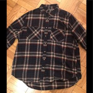 Urban Outfitters BDG Plaid Flannel